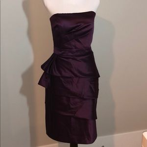💞Plum NEW formal gown prom homecoming dance